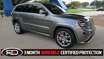 2013 Jeep Grand Cherokee 4WD SRT8 for sale 100925570