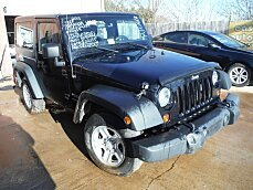 2013 Jeep Wrangler 4WD Sport for sale 100289909