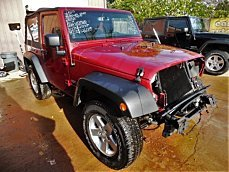 2013 Jeep Wrangler 4WD Sport for sale 100749789