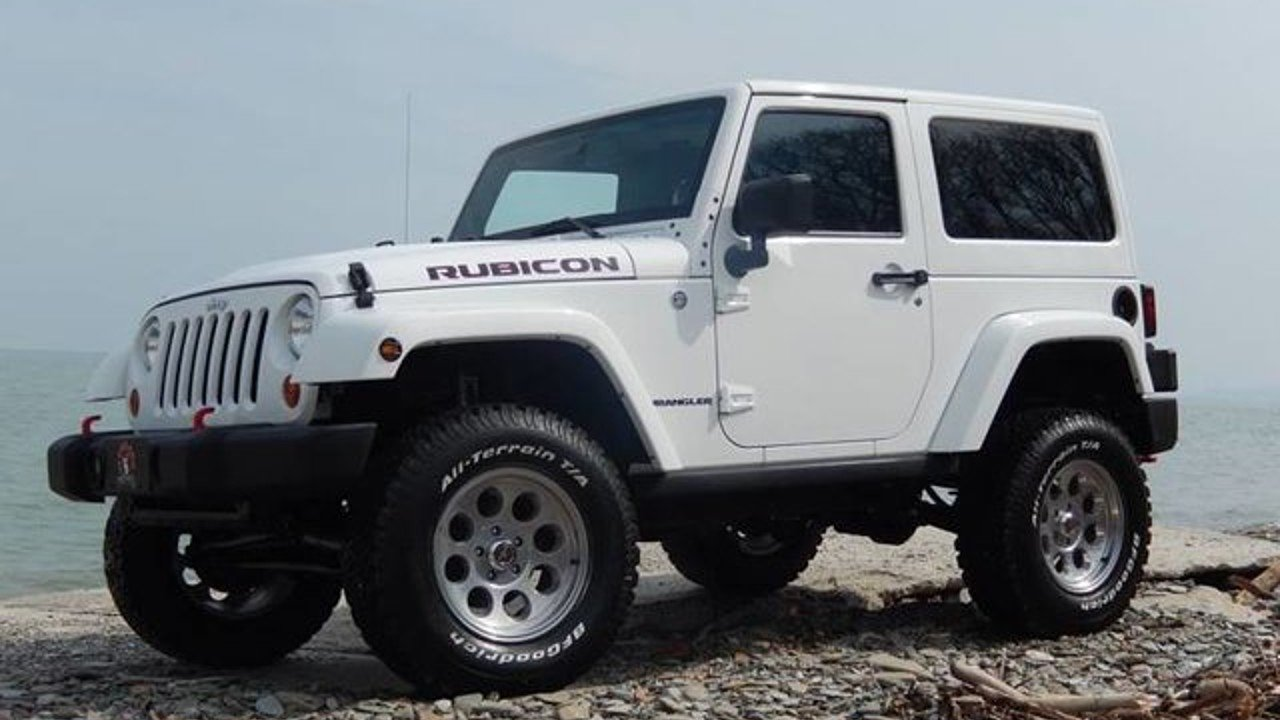 2013 Jeep Wrangler 4WD Rubicon for sale 100904925
