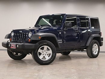 2013 Jeep Wrangler 4WD Unlimited Sport for sale 100934751