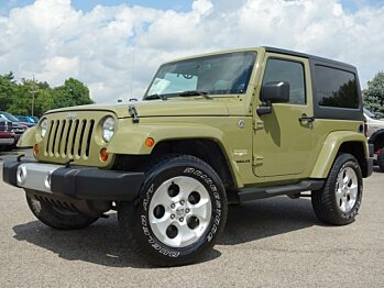 2013 Jeep Wrangler 4WD Sahara for sale 100974659