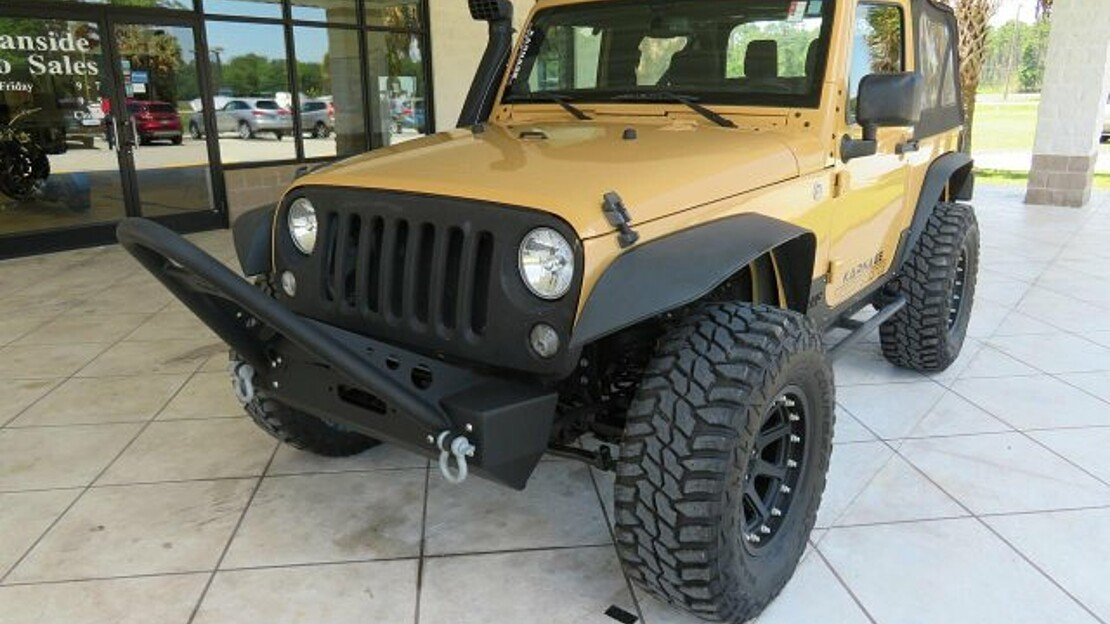 2013 Jeep Wrangler 4WD Sport for sale 100999056