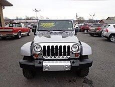 2013 Jeep Wrangler 4WD Sahara for sale 100869016