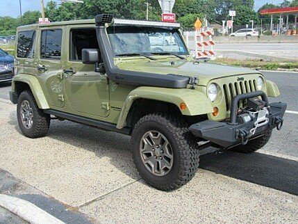 2013 Jeep Wrangler 4WD Unlimited Rubicon for sale 100881236