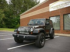 2013 Jeep Wrangler 4WD Sport for sale 100884798