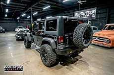 2013 Jeep Wrangler 4WD Unlimited Rubicon for sale 100893685