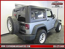 2013 Jeep Wrangler 4WD Sport for sale 100894750