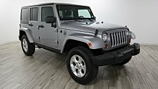 2013 Jeep Wrangler 4WD Unlimited Sahara for sale 100895345