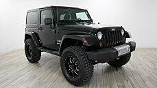2013 Jeep Wrangler 4WD Sahara for sale 100895374