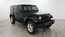 2013 Jeep Wrangler 4WD Unlimited Sahara for sale 100899501