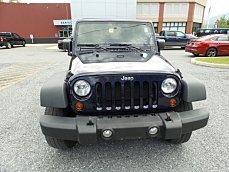 2013 Jeep Wrangler 4WD Unlimited Sport for sale 100904433