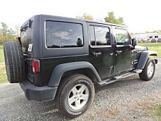 2013 Jeep Wrangler 4WD Unlimited Sport for sale 100917008