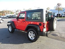 2013 Jeep Wrangler 4WD Sport for sale 100924772