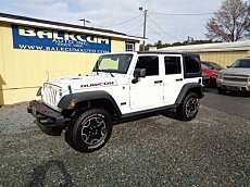 2013 Jeep Wrangler 4WD Unlimited Rubicon for sale 100946237