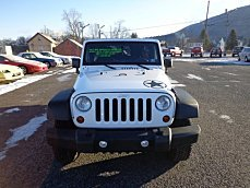 2013 Jeep Wrangler 4WD Unlimited Sport for sale 100946318