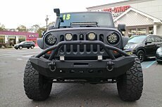2013 Jeep Wrangler 4WD Unlimited Sport for sale 100946369