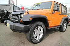 2013 Jeep Wrangler 4WD Sport for sale 100946375