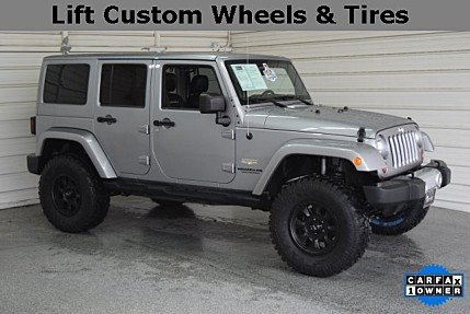 2013 Jeep Wrangler 4WD Unlimited Sahara for sale 100957499