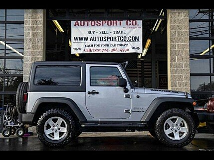 2013 Jeep Wrangler 4WD Sport for sale 100957664