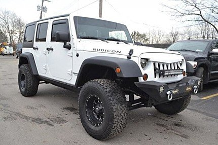 2013 Jeep Wrangler 4WD Unlimited Rubicon for sale 100957941