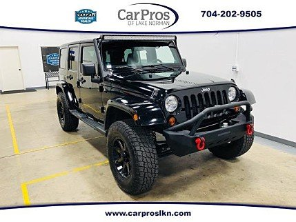 2013 Jeep Wrangler 4WD Unlimited Sahara for sale 100958028