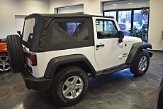 2013 Jeep Wrangler 4WD Sport for sale 100963327