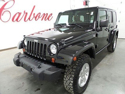 2013 Jeep Wrangler 4WD Unlimited Sahara for sale 100967904