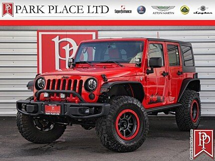 2013 Jeep Wrangler 4WD Unlimited Sahara for sale 100968736