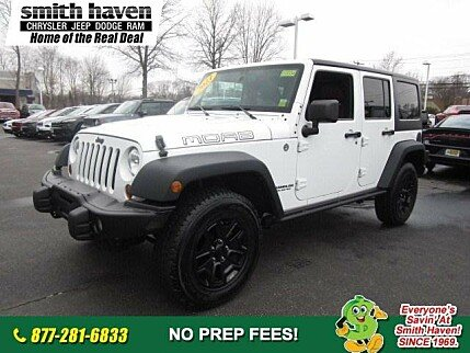 2013 Jeep Wrangler 4WD Unlimited Sahara for sale 100976845