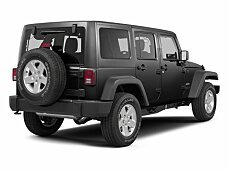 2013 Jeep Wrangler 4WD Unlimited Sport for sale 100977508