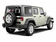 2013 Jeep Wrangler 4WD Unlimited Sahara for sale 100979415