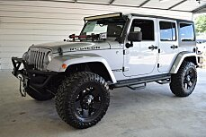 2013 Jeep Wrangler 4WD Unlimited Rubicon for sale 100993368