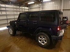 2013 Jeep Wrangler 4WD Unlimited Sahara for sale 100995490