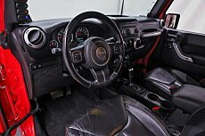 2013 Jeep Wrangler 4WD Unlimited Rubicon for sale 100998576