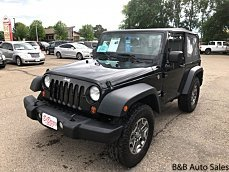 2013 Jeep Wrangler 4WD Sport for sale 101001264