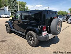 2013 Jeep Wrangler 4WD Unlimited Sahara for sale 101001284