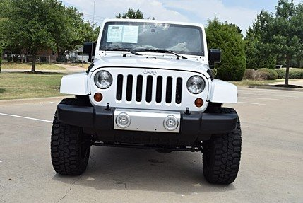 2013 Jeep Wrangler 4WD Unlimited Sahara for sale 101001640