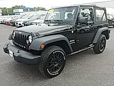 2013 Jeep Wrangler 4WD Sport for sale 101009665