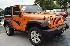 2013 Jeep Wrangler 4WD Sport for sale 101014407