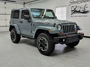 2013 Jeep Wrangler 4WD Rubicon for sale 101014488