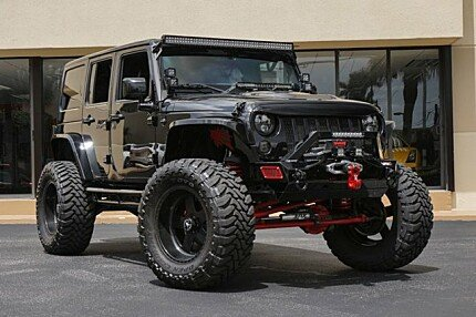2013 Jeep Wrangler 4WD Unlimited Sahara for sale 101017633