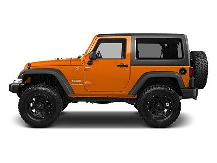 2013 Jeep Wrangler 4WD Sport for sale 101028966