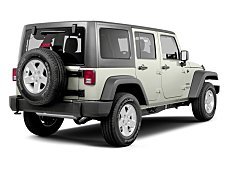 2013 Jeep Wrangler 4WD Unlimited Sport for sale 101031889
