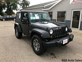2013 Jeep Wrangler 4WD Sport for sale 101034780