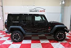 2013 Jeep Wrangler 4WD Unlimited Rubicon for sale 101039862