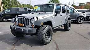 2013 Jeep Wrangler 4WD Unlimited Sport for sale 101040732