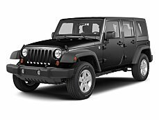 2013 Jeep Wrangler 4WD Unlimited Sahara for sale 101040733