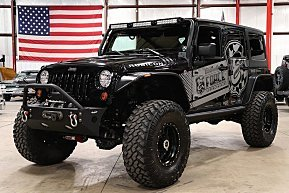 2013 Jeep Wrangler 4WD Unlimited Rubicon for sale 101041093