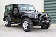 2013 Jeep Wrangler 4WD Sport for sale 101058596